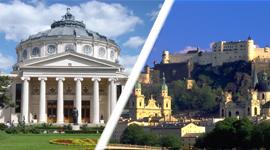 Bucuresti – Salzburg
