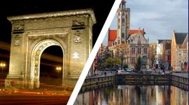 Bucuresti – Brugge