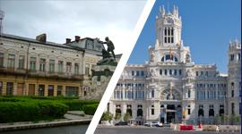 Botosani – Madrid