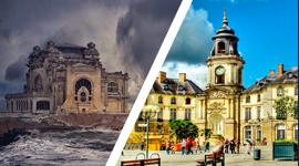 Constanta – Rennes
